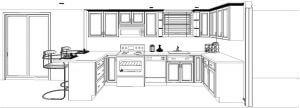 make use of kitchen space